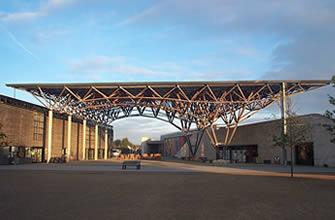 Joe Williams Innovative Timber Structures