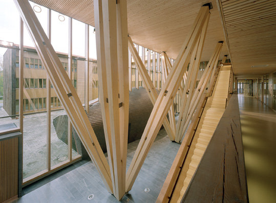 Finland Laboratory To A Timber Build Future