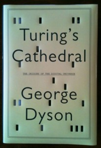 Turing's Cathedral book cover Dyson